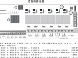 智恩FF01型太阳能集热控制柜工程安装简图/控制柜接线图