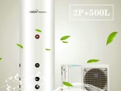 三层别墅需要多少升的空气能热水器?