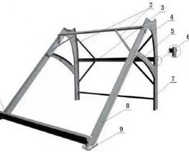 家用太阳能热水器支架标准