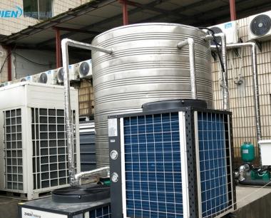 酒店热水工程:绍兴酒店客房热水项目
