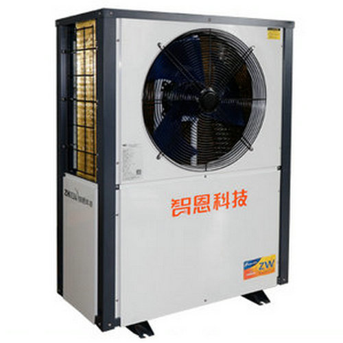 家用空气能冷暖机:3P侧出风