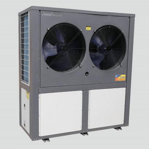空气能热泵10匹机侧出风