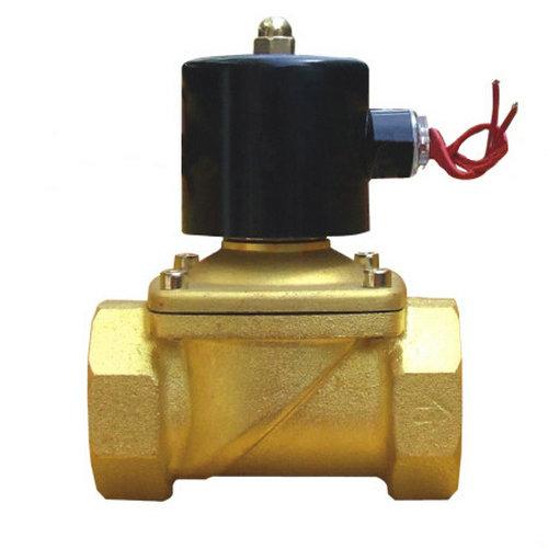 热水工程电磁阀