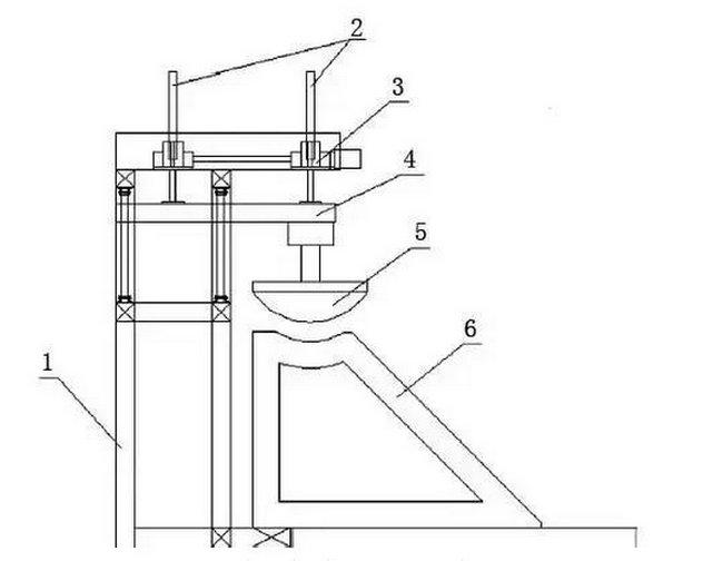 家用太阳能热水器支架