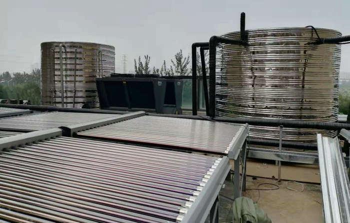 天津雍乐酒店热水工程
