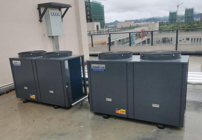安吉幼儿园热水工程(承压式热水系统)