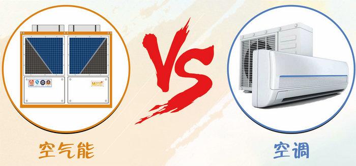 空气能与空调有什么区别